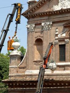 Chiesa del Voto Modena 1 terremoto