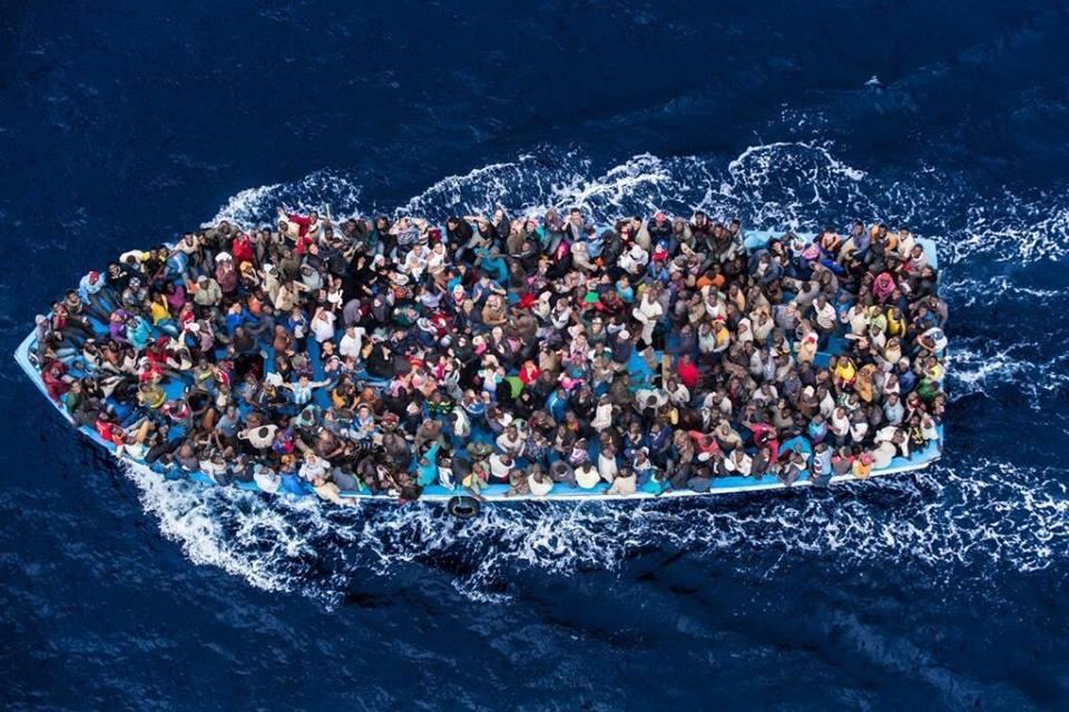 barcone migranti