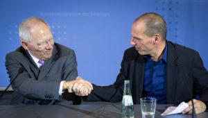 grecia germania ue ministri finanze