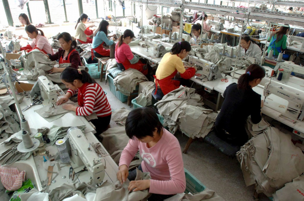 impresa cinese lavoro