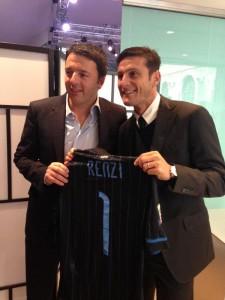 M. Renzi e J. Zanetti