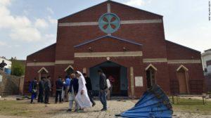 Attentato Lahore pakistan contro cristiani
