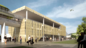 progetti sviluppo aeroporto di Pisa Galileo Galilei