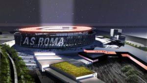 nuovo stadio roma