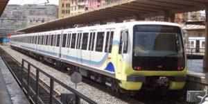 Treno Roma-Lido trenino