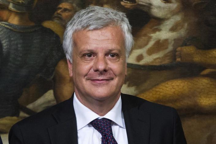 ministro Gian Luca Galletti