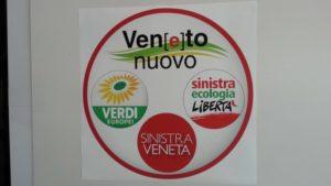Il simbolo della sinistra per sostenere Alessandra Moretti