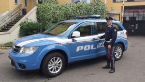 fiat auto polizia