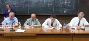 I 4 aspiranti Rettore di Bologna