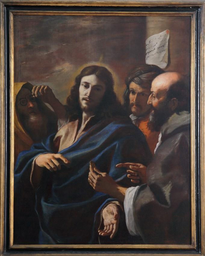 13.Mattia Preti_Cristo e la Moneta, Na Mus.Capodimonte