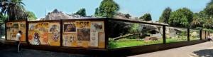 Area Tigri di Sumatra al Bioparco di Roma