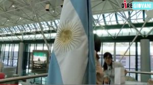 argentina roma verso expo