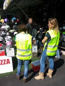 controlli merce contraffatta polizia locale vigili roma