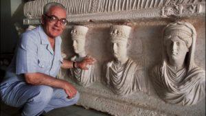 isis archeologo