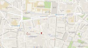 Francia_ Mappa Saint-Denis