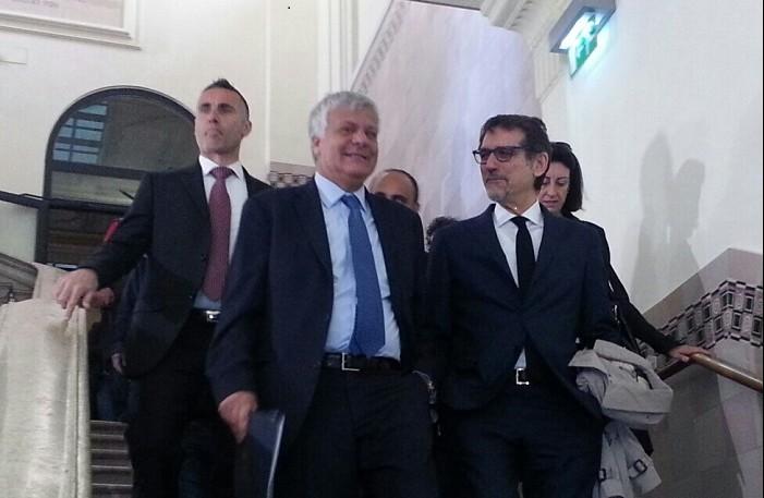 Merola-Galletti ministro Ambiente - sito