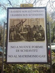 Modena - Pd Pini manifesto
