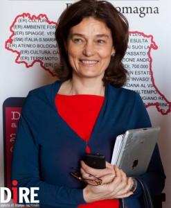 La preside del Liceo Malpighi, Elena Ugolini