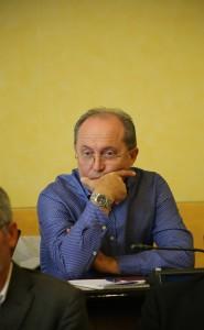 Il consigliere regionale Pd, Graziano Azzalin