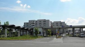L'ospedale di Trecenta, in provincia di Rovigo