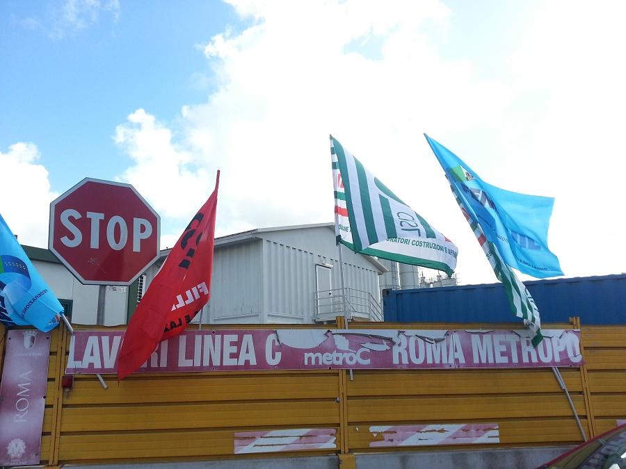 metro c_sindacati