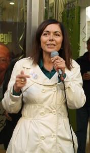 L'assessore regionale all'Ambiente, Paola Gazzolo