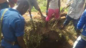 fossa comune burundi