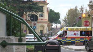 ospedale pronto soccorso ambulanza