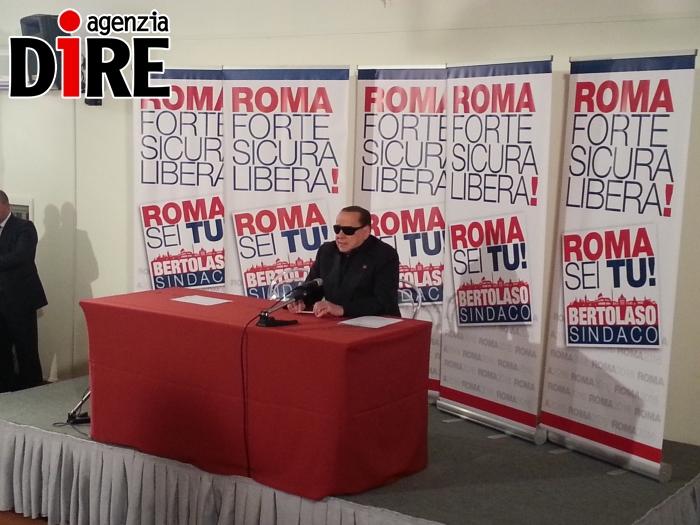 Berlusconi loda Bertolaso ma