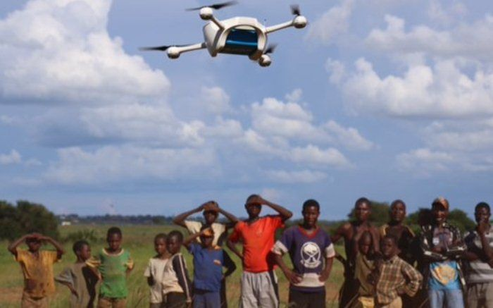 UNICEFDrone