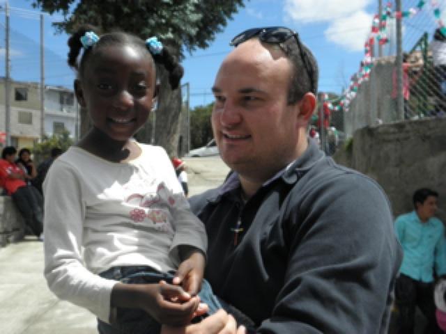 missionario ecuador