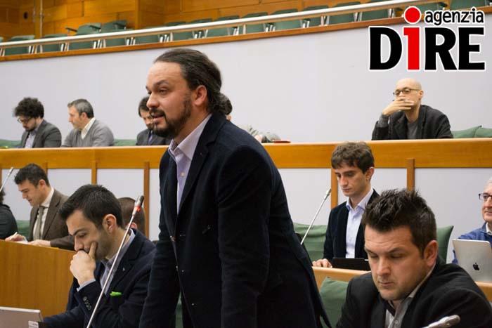 Centro blindato per Salvini a Bologna