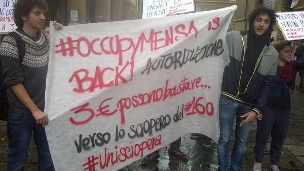 occupy mensa