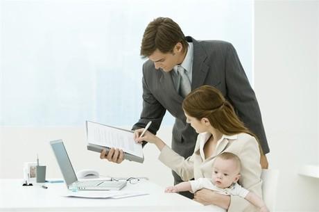 lavoro genitori