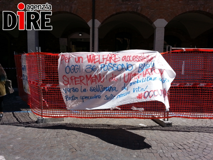occupy mensa