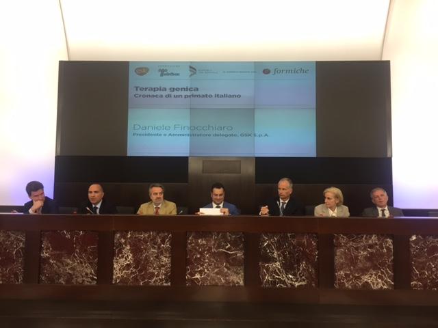 Staminali: e' italiana la prima terapia genica approvata al mondo