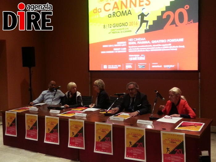Cannes a Roma 2016