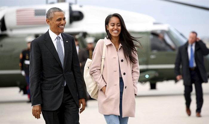 Obama-Malia