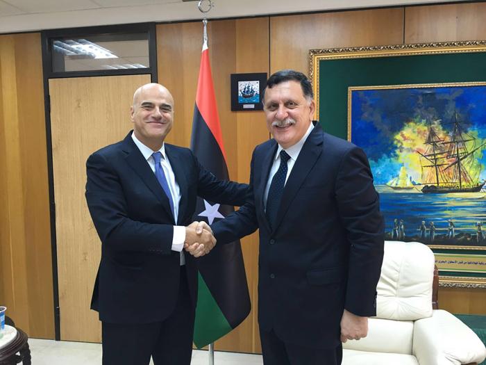 Libia, Descalzi: stabilità con lavoro e sviluppo