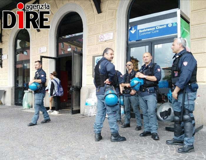 polizia bologna