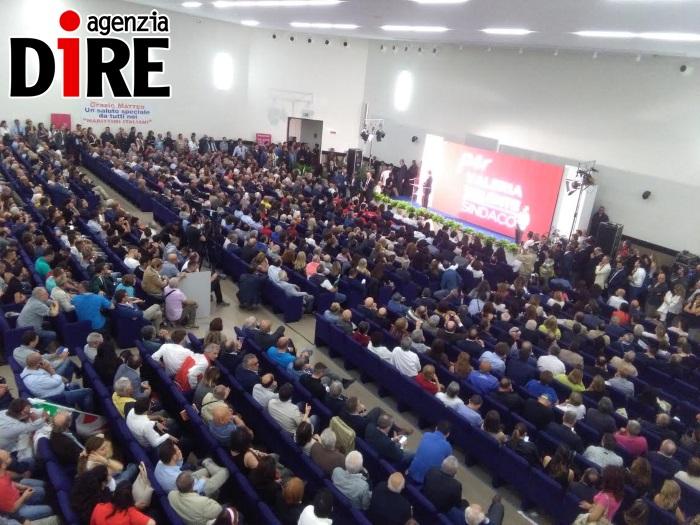 Renzi: Comunali valgono per sindaci, partita governo è referendum