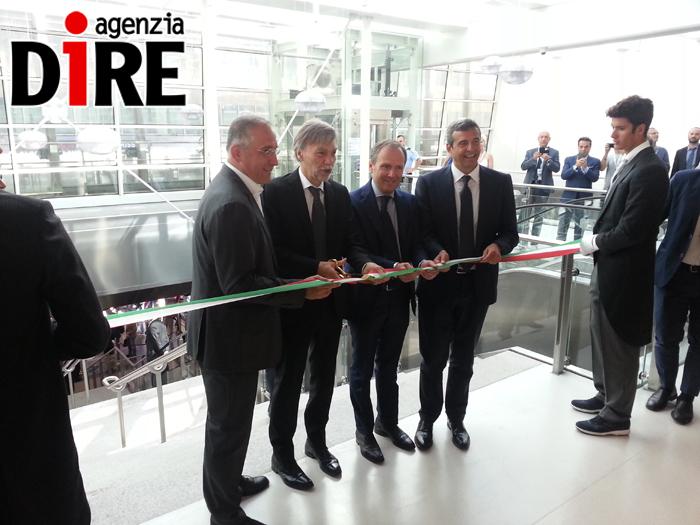 Fs: apre Terrazza Termini, nuova lounge stazione (2)