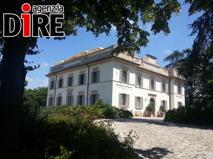 A Bologna ecco la villa dove si scaccia il 'demone' cibo
