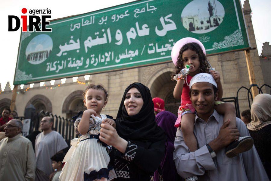 best cheap a7673 d9cc4 Egitto, il Cairo festeggia la fine del Ramadan /FOTO - DIRE.it