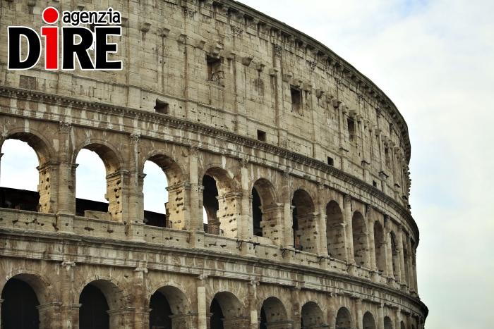 Franceschini presenta il restauro del Colosseo, grande giornata