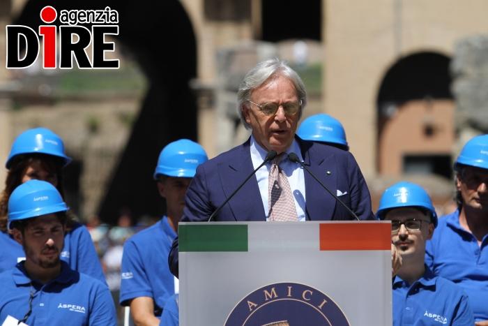 Terremoto, Renzi: