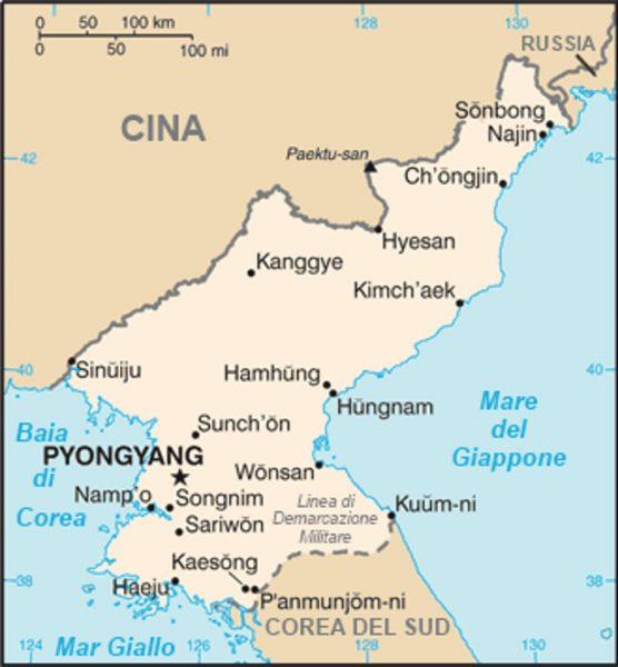 Corea del Sud: