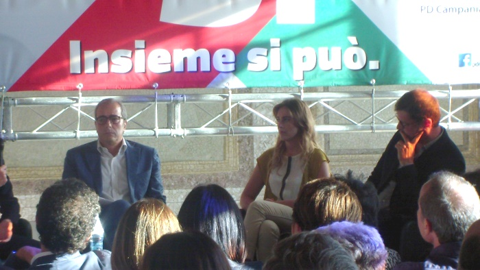 Referendum, Boschi: Pd sempre compatto in occasioni importanti