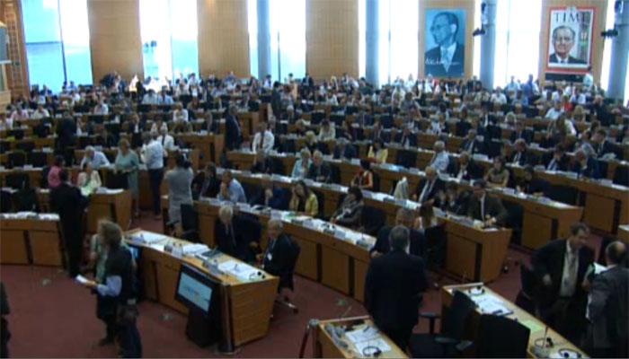 Ue oggi secondo incontro su finanziamenti diretta for Diretta parlamento oggi