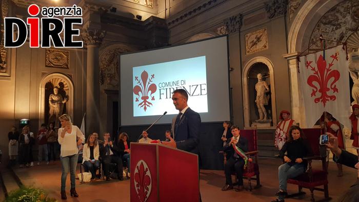 Firenze, Cittadinanza Onoraria a Batistuta: